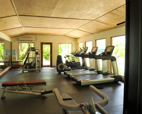 Komandoo Island Resort & Spa Fitness Center