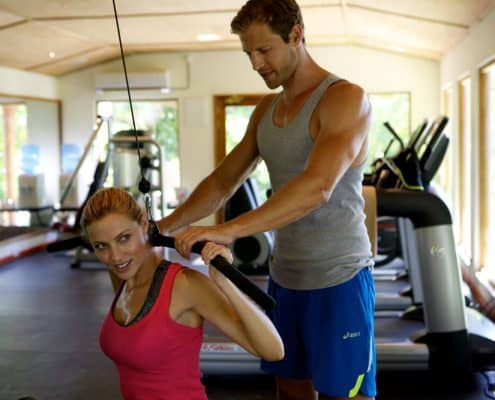 Komandoo Island Resort & Spa Fitness Center Sport