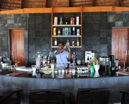 Komandoo Island Resort & Spa Kandu Bar Theke