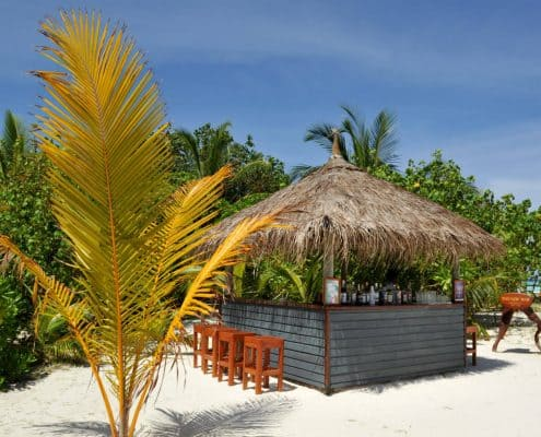 Komandoo Island Resort & Spa Thundi Bar