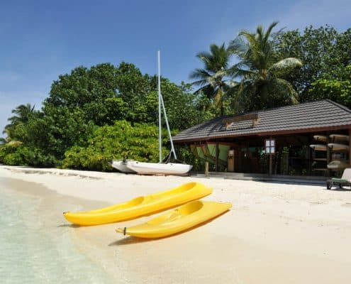 Komandoo Island Resort & Spa Wassersport