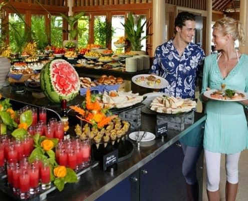Veligandu Dhonveli Restaurant Buffet