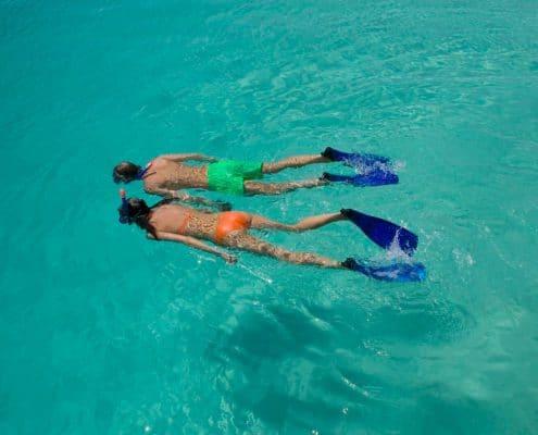 Velingandu Island Resort & Spa Schnorcheln
